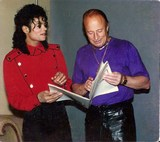 FG with Michael Jackson