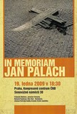 In memoriam Jan Palach