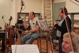 CD recording in Riga